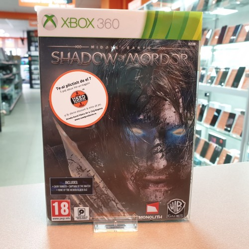Shadow of Mordor SteelBook Edition - Joc Xbox 360