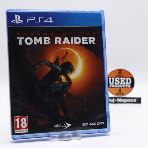 Shadow of the Tomb Raider - Joc PS4
