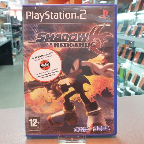 Shadow the Hedgehog - Joc PS2