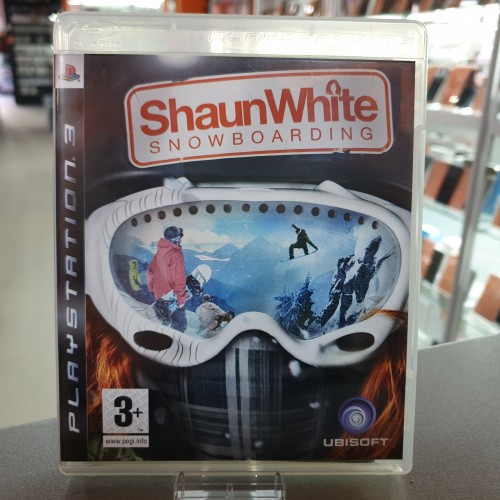 Shaun White Snowboarding - Joc PS3