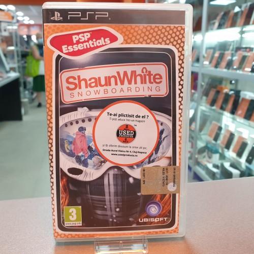 Shaun White Snowboarding - Joc PSP