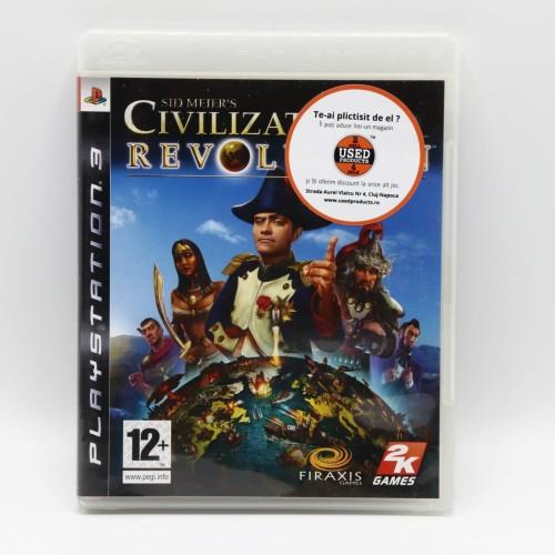 Sid Meier's Civilization Revolution - Joc PS3