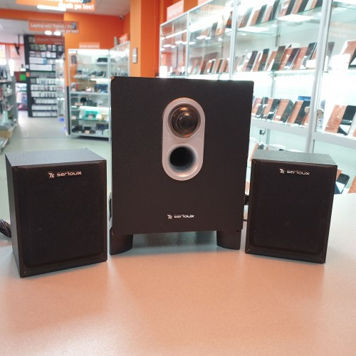 Sistem Audio 2.1 Serioux SRXS-BS210