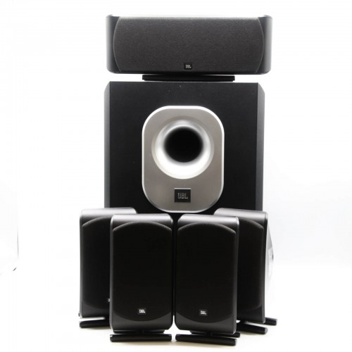 Sistem audio 5.1 JBL SCS200.5 BK, 310W RMS,
