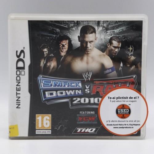 SmackDown vs Raw 2010 - Joc Nintendo DS