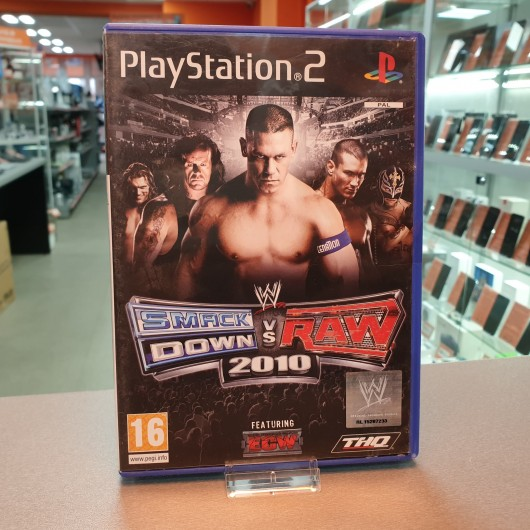 SmackDown vs Raw 2010 - Joc PS2