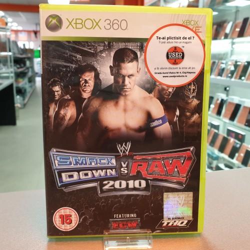 SmackDown vs Raw 2010 - Joc Xbox 360