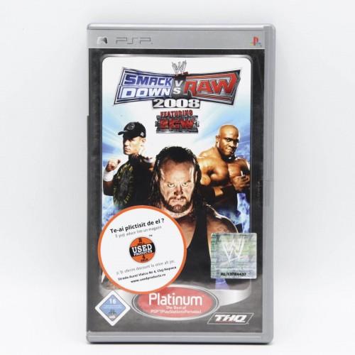 Smackdown Vs Raw 2008 - Joc PSP