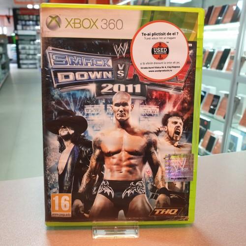Smackdown Vs Raw 2011 - Joc Xbox 360