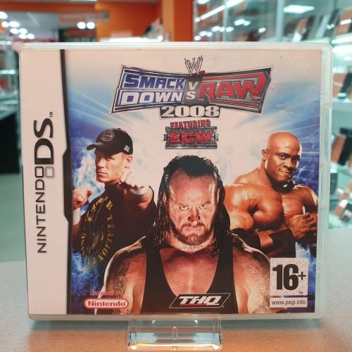 Smackdown vs Raw 2008 - Joc Nintendo DS