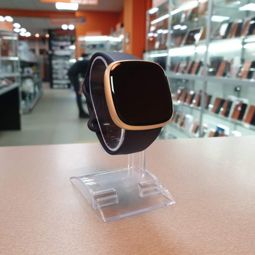 Smartwatch FITBIT Versa 3, compatibil Android / iOS