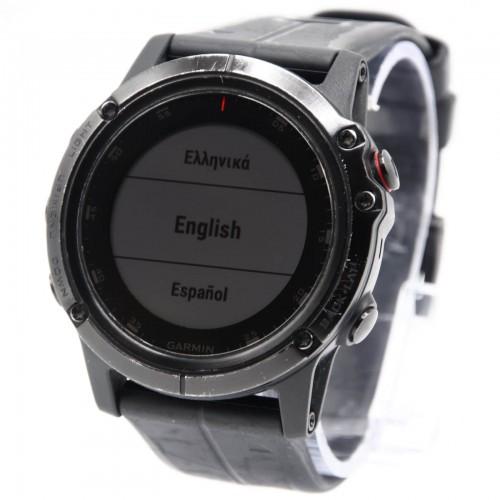 Smartwatch Garmin Fenix 5X Plus Sapphire 40mm