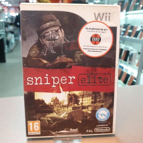 Sniper Elite - Joc Wii