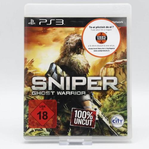 Sniper Ghost Warrior - Joc PS3