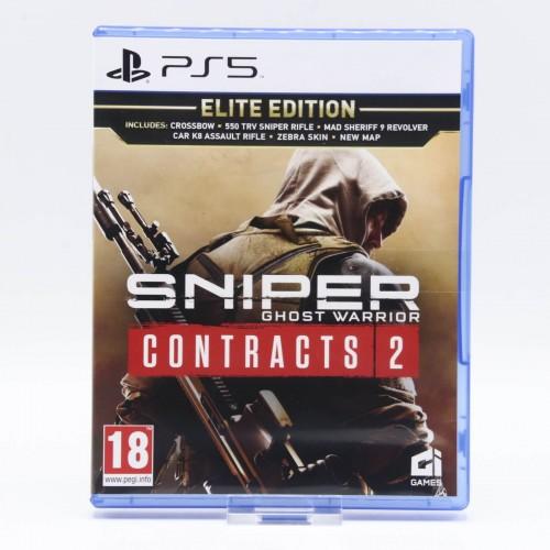 Sniper Ghost Warrior Contracts 2 - Joc PS5