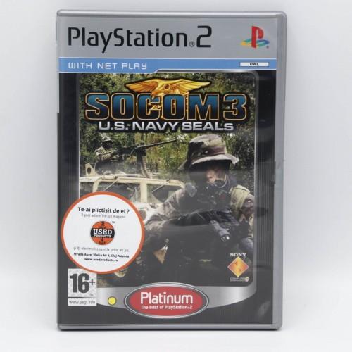 Socom 3 US Navy Seals - Joc PS2