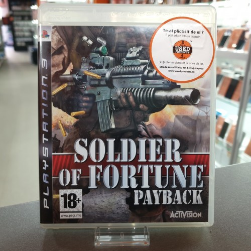 Soldier of Fortune Payback - Joc PS3