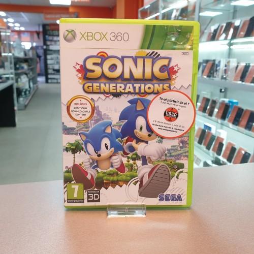 Sonic Generations - Joc Xbox 360