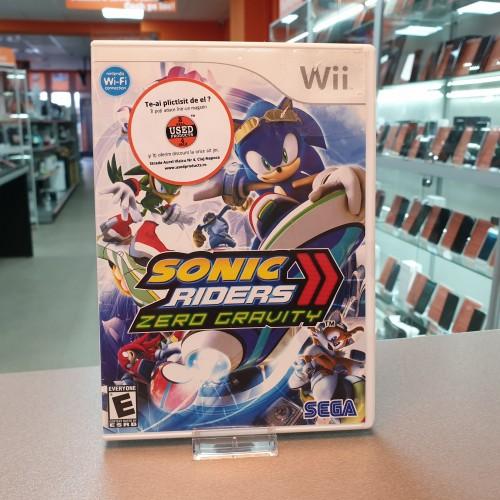 Sonic Riders Zero Gravity - Joc WII