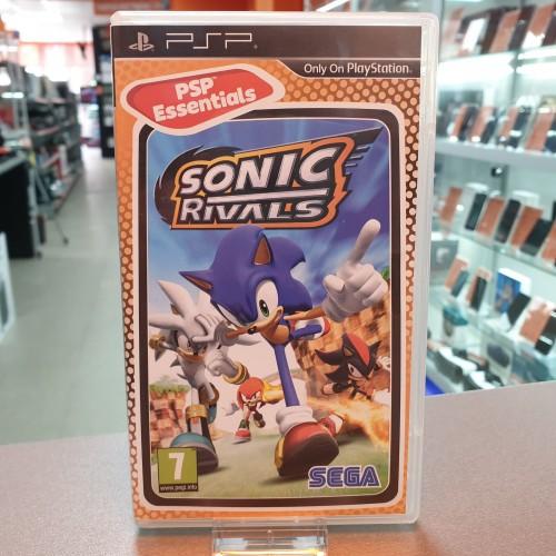 Sonic Rivals - Joc PSP
