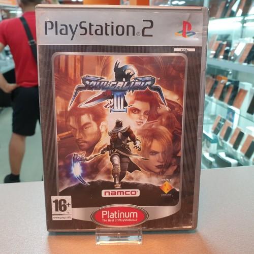 Soulcalibur III - Joc PS2