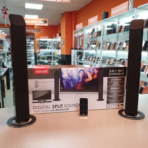SoundBar Maxell MXSP-TS1000 - Bluetooth , 40W