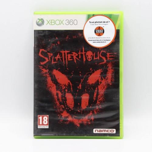 Splatterhouse - Joc Xbox 360