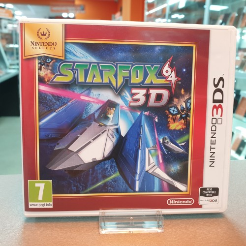 Star Fox 64 3D - Joc Nintendo 3DS