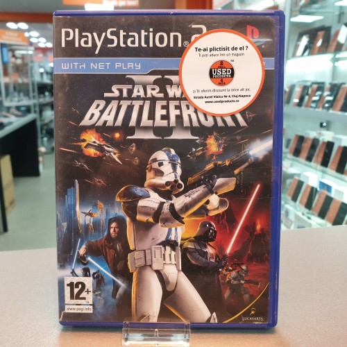 Star Wars Battlefront II - Joc PS2