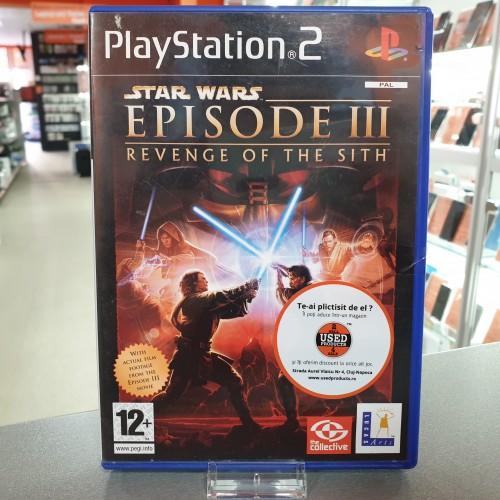 Star Wars Episode III Revenge of the Sith - Joc PS2