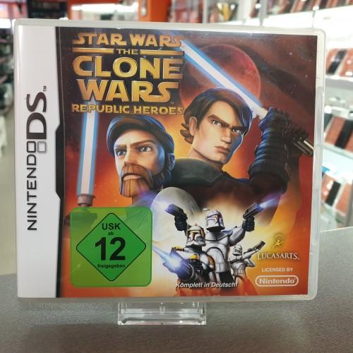 Star Wars The Clone Wars Republic Heroes - Joc Nintendo DS
