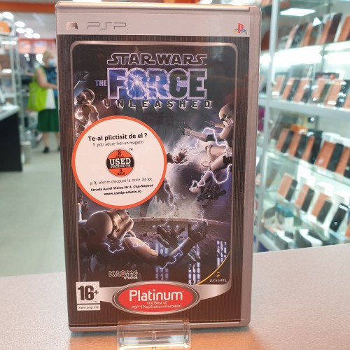 Star Wars The Force Unleashed - Joc PSP
