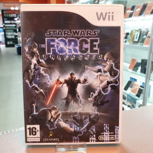 Star Wars The Force Unleashed - Joc WII