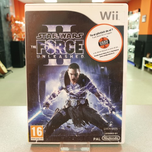 Star Wars The Force Unleashed 2 - Joc WII