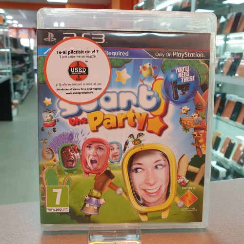 Start The Party - Joc PS3