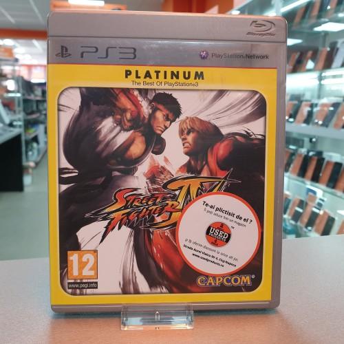 Street Fighter IV - Joc PS3