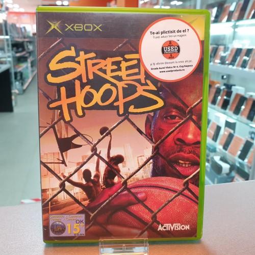 Street Hoops - Joc Xbox Classic