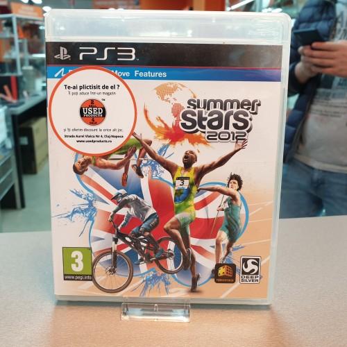 Summer Stars 2012 - Joc PS3