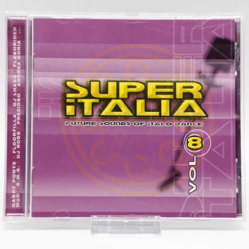 Super Italia vol 8 - Future Sounds os Italo Dance - CD Muzica