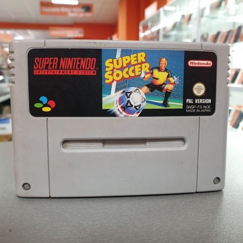 Super Soccer - Joc SNES
