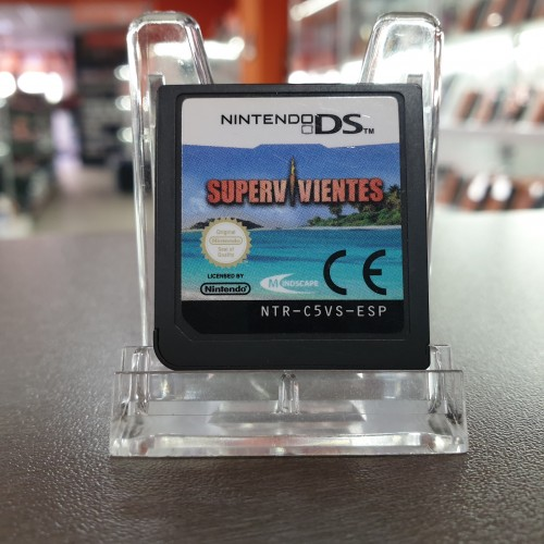 Supervivientes - Joc Nintendo DS