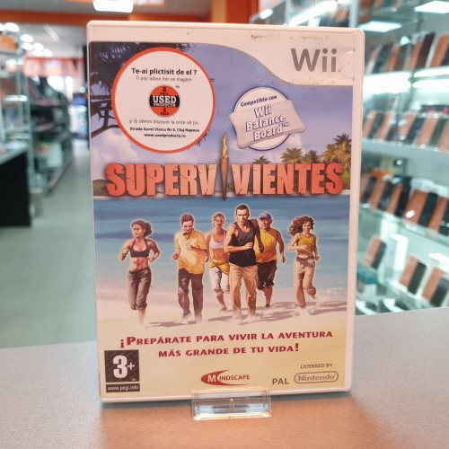 Supervivientes - Joc Nintendo WII