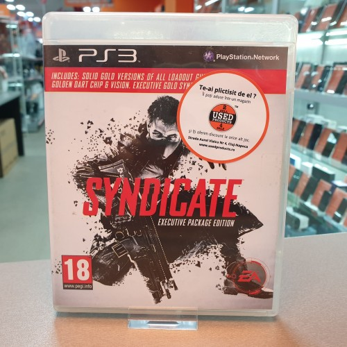 Syndicate - Joc PS3