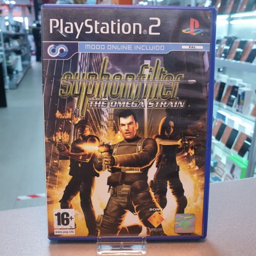 Syphon Filter The Omega Strain - Joc PS2