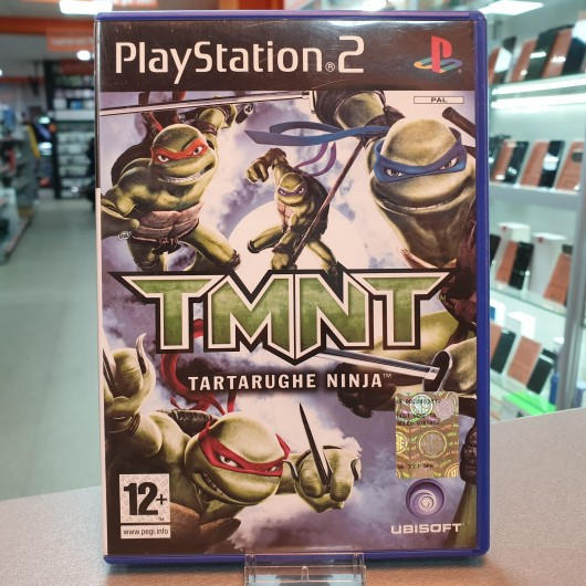 TMTN Tartarughe Ninja - Joc PS2
