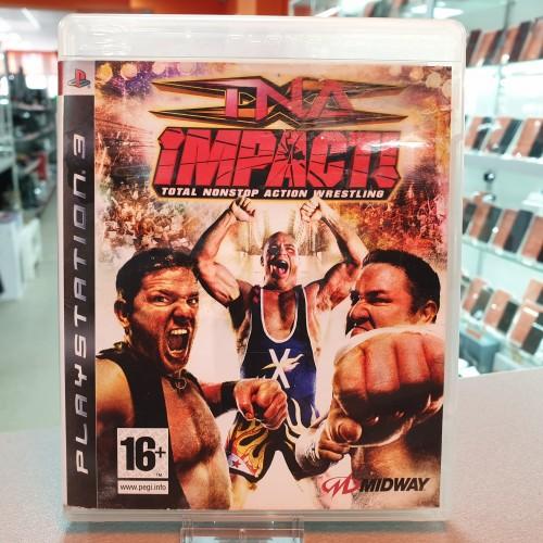 TNA iMPACT! Total Nonstop Action Wrestling - Joc PS3