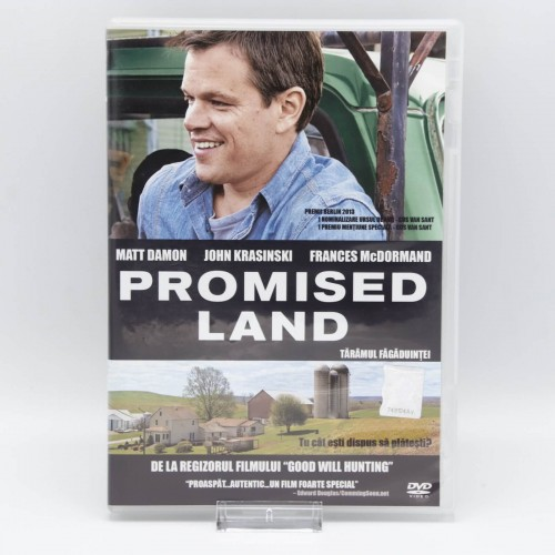 Taramul Fagaduintei / Promised Land - DVD Filme
