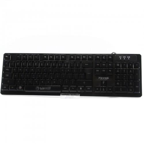 Tastatura Marvo KM408, RGB, USB