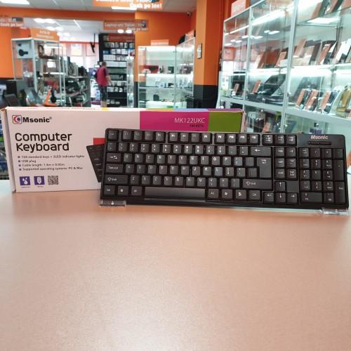 Tastatura Msonic MK122UKC