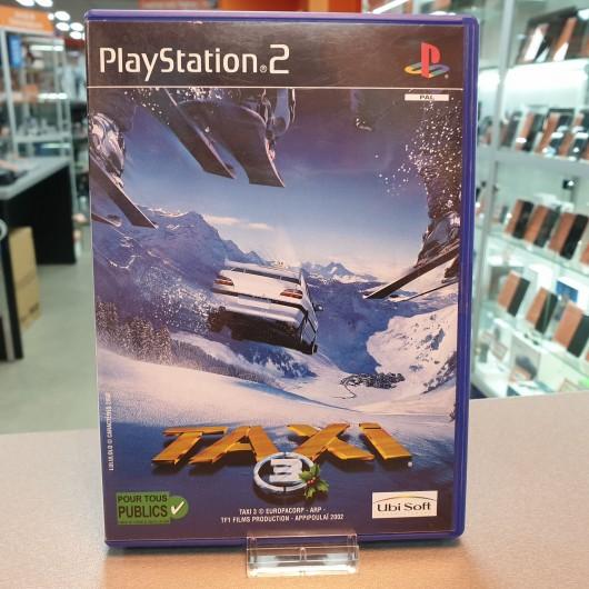 Taxi 3 - Joc PS2